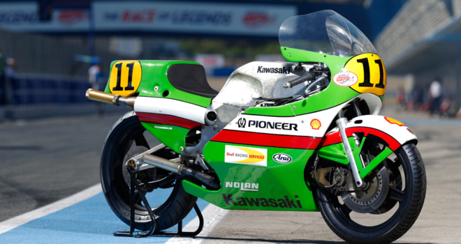 Local heroes added to star-studded World GP Bike Legends grid at the ADAC Sachsenring Classic 2016