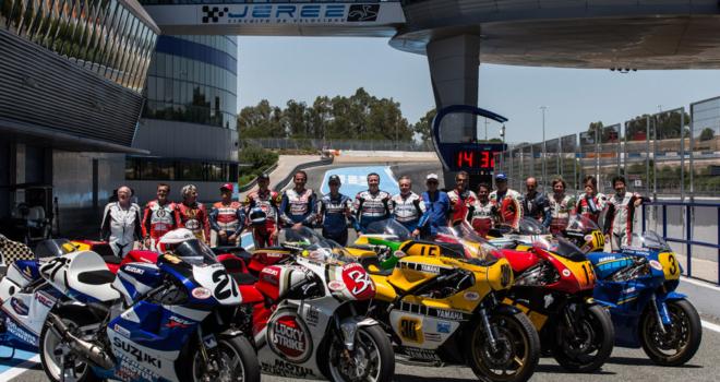 World GP Bike Legends returns at the ADAC Sachsenring Classic 2016
